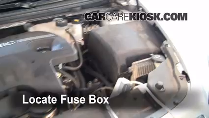 2010 Chevrolet Malibu LT 2.4L 4 Cyl.%2FFuse Engine Part 1 replace a fuse 2007 2009 saturn aura 2009 saturn aura xe 2 4l 4 2009 saturn aura fuse box location at readyjetset.co
