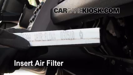 Cabin Filter Replacement: Dodge Journey 2009-2017 - 2010 Dodge ... on