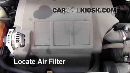 2010 Dodge Journey SXT 3.5L V6%2FAir Filter Engine Part 1 air filter how to 2009 2016 dodge journey 2010 dodge journey 2016 dodge journey fuse box location at gsmportal.co