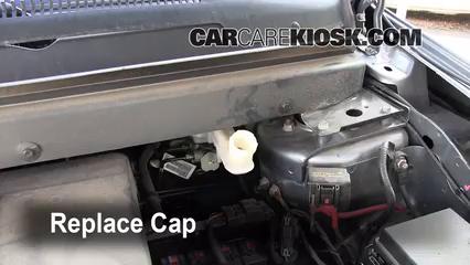 Adding Brake Fluid >> Add Brake Fluid 2009 2019 Dodge Journey 2010 Dodge
