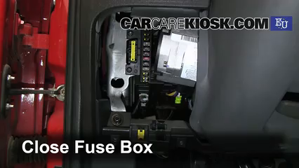 fuse box on 2007 fiat punto online wiring diagram. Black Bedroom Furniture Sets. Home Design Ideas