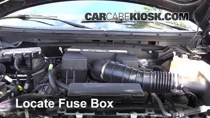 blown fuse check 2009-2014 ford f-150