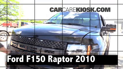 2010 Ford F-150 SVT Raptor 6.2L V8 Review