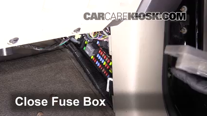 Interior    Fuse       Box    Location  20082016 Ford F350 Super