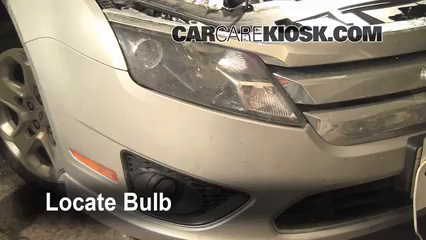 How To Jumpstart A 2010 2012 Ford Fusion 2010 Ford Fusion Se 2 5