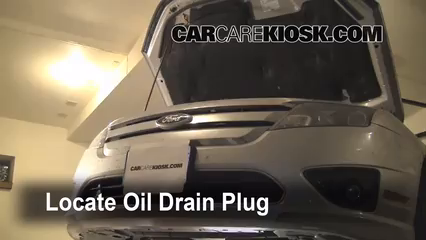 How to Add Coolant: Ford Fusion (2010-2012) - 2010 Ford Fusion SE ...