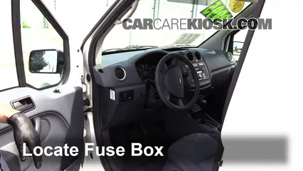 Daihatsu Hijet Fuse Box Location on