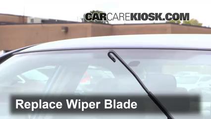honda civic 2006 coupe wiper blades