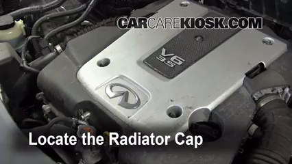 7. Radiator Cap Remove The Radiator Cap Before Draining