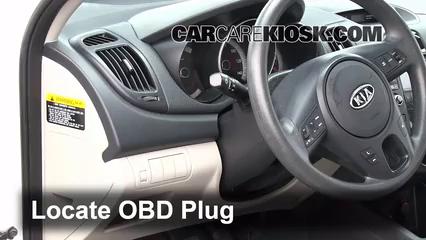 2010 kia forte ex 2 0l 4 cyl  sedan (4 door) check engine