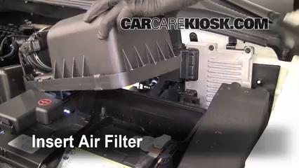 Air Filter How-To: 2006-2014 Kia Sedona - 2010 Kia Sedona LX 3.8L V6