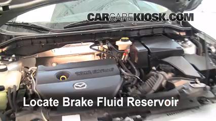 2006 mazda 3 manual transmission fluid type