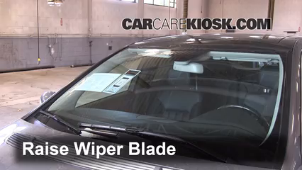2010 Mercedes-Benz R350 4Matic 3.5L V6 Windshield Wiper Blade (Front)
