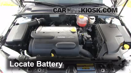 2010 Saab 9-3 2.0T 2.0L 4 Cyl. Turbo Sedan Battery