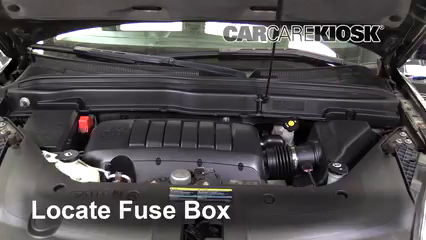 2010 Saturn Outlook XE 3.6L V6 Fuse (Engine)