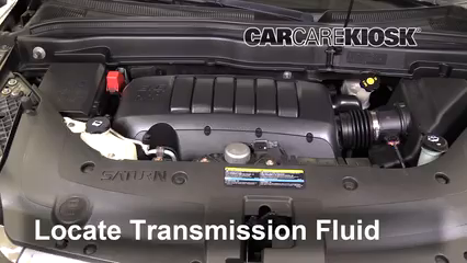 2010 Saturn Outlook XE 3.6L V6 Transmission Fluid