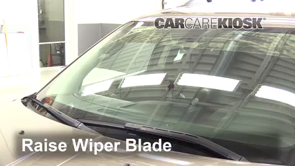 2010 Saturn Outlook XE 3.6L V6 Windshield Wiper Blade (Front)