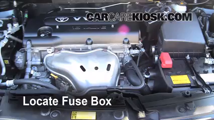 2010 Scion xB 2.4L 4 Cyl. Fuse (Engine) Replace