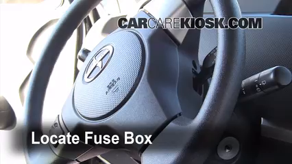Fuse Interior Part 1 interior fuse box location 2008 2015 scion xb 2010 scion xb 2 4 scion tc 2015 fuse box at crackthecode.co