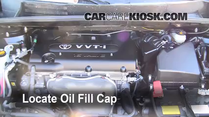 2010 Scion xB 2.4L 4 Cyl. Oil