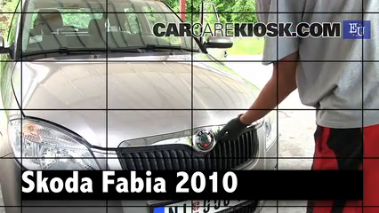 2010 Skoda Fabia S 1.2L 3 Cyl. Review