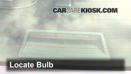 2010 subaru legacy 3 6r limited 3 6l 6 cyl  lights center brake light (