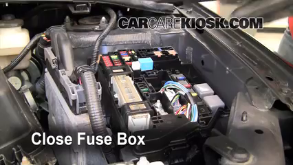 2010 Toyota Corolla S 1.8L 4 Cyl.%2FFuse Engine Part 2 replace a fuse 2009 2013 toyota corolla 2010 toyota corolla s toyota corolla 2010 fuse box diagram at crackthecode.co