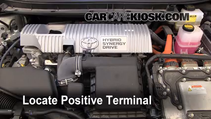 Toyota Prius L Cyl Fbattery Locate Part on 2010 Prius Hybrid Battery Replacement