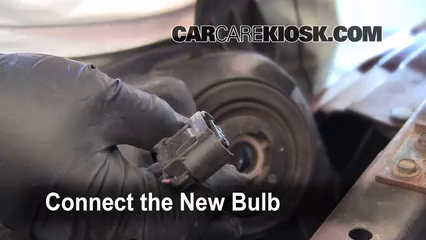 Headlight Change 2012 2015 Toyota Prius Plug In 2013