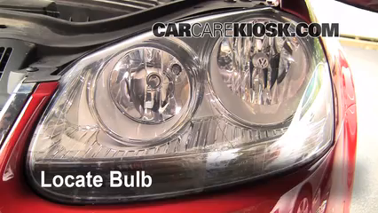 2010 volkswagen jetta headlight bulb replacement