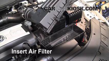 air filter     volkswagen passat  volkswagen passat komfort   cyl