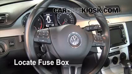 Fuse Interior Part 1 2006 2010 volkswagen passat interior fuse check 2010 volkswagen vw sharan fuse box location at arjmand.co