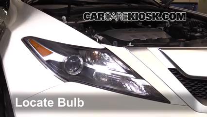 2010 Acura ZDX 3.7L V6 Éclairage Feux de stationnement