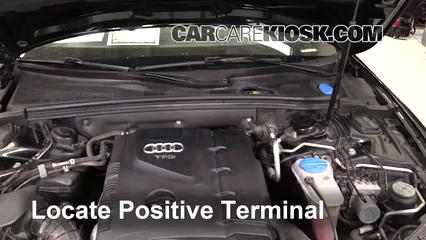 2010 Audi A5 Quattro 2.0L 4 Cyl. Turbo Batterie Début de saut
