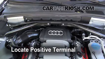 2010 Audi Q5 Premium 3.2L V6 Batería Encendido de puente
