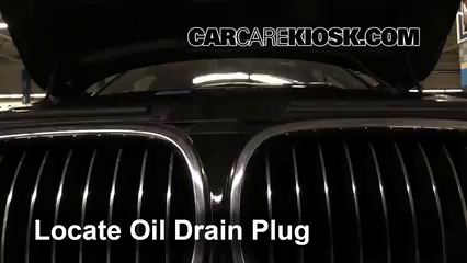 2010 BMW 528i 3.0L 6 Cyl. Oil Change Oil and Oil Filter