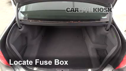 2010 BMW 750Li 4.4L V8 Turbo Fuse (Engine)