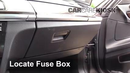2010 BMW 750Li 4.4L V8 Turbo Fuse (Interior)