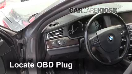 2010 BMW 750Li 4.4L V8 Turbo Check Engine Light