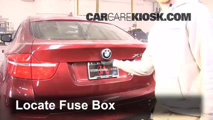 2010 BMW X6 xDrive35i 3.0L 6 Cyl. Turbo Fusible (moteur)