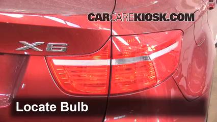 2010 BMW X6 xDrive35i 3.0L 6 Cyl. Turbo Lights