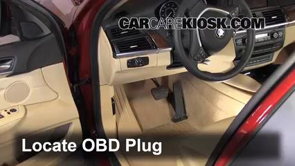 2010 BMW X6 xDrive35i 3.0L 6 Cyl. Turbo Check Engine Light