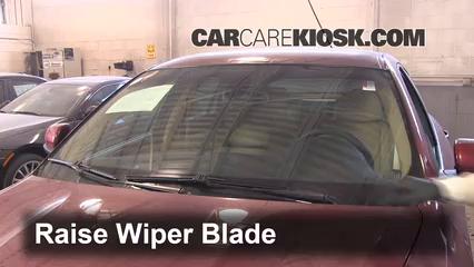 2010 BMW X6 xDrive35i 3.0L 6 Cyl. Turbo Windshield Wiper Blade (Front)
