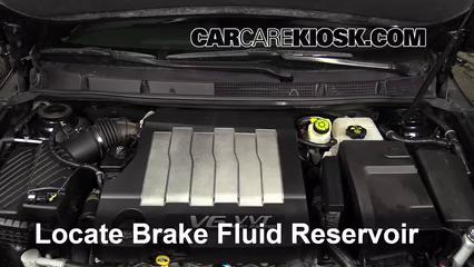 2010 Buick LaCrosse CXL 3.0L V6 Liquide de frein