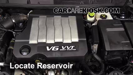 2010 Buick LaCrosse CXL 3.0L V6 Liquide essuie-glace