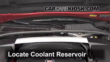 2010 Cadillac CTS 3.0L V6 Sedan Coolant (Antifreeze)