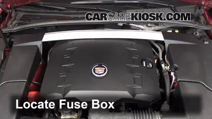 2010 Cadillac CTS 3.0L V6 Sedan Fuse (Engine)