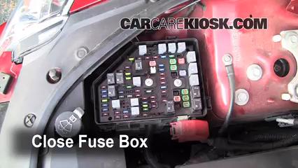replace a fuse: 2008-2015 cadillac cts - 2010 cadillac cts premium 3.6l v6  wagon  carcarekiosk
