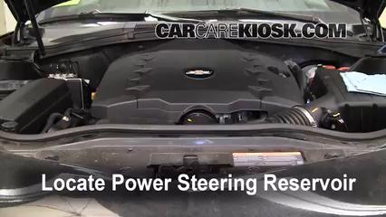 2010 Chevrolet Camaro LT 3.6L V6 Power Steering Fluid Fix Leaks