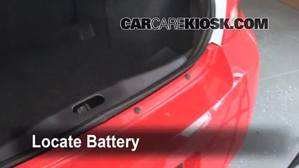 2010 Chevrolet Cobalt LT 2.2L 4 Cyl. Sedan (4 Door) Batterie